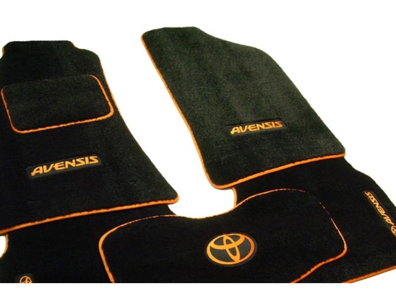 Коврики  с логотипом Toyota