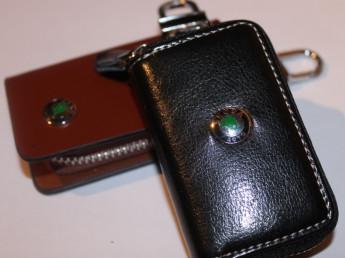 Ключницы с логотипом SKODA