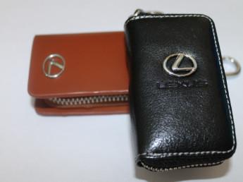 Ключницы с логотипом LEXUS