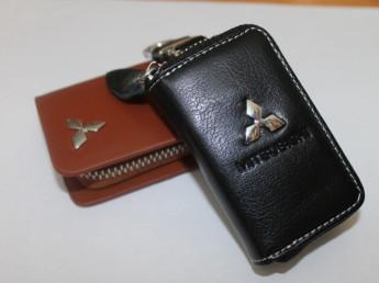 Ключницы с логотипом MITSUBISHI