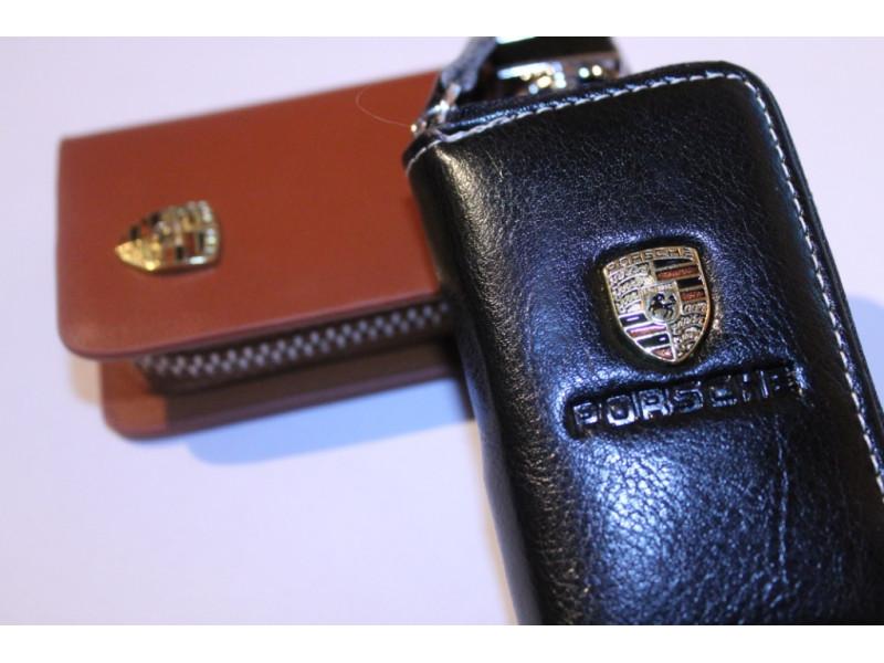 Ключницы с логотипом PORSCHE