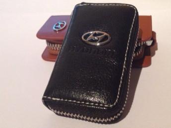 Ключницы с логотипом HYUNDAI
