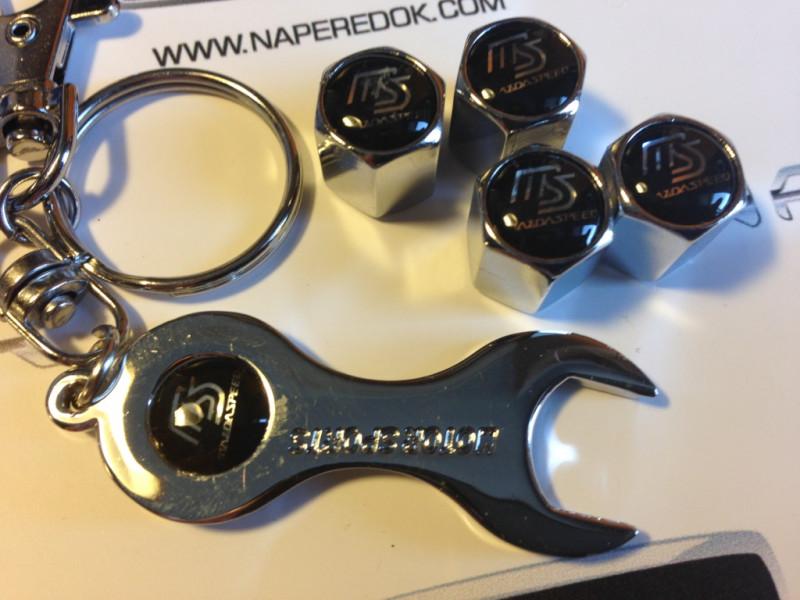колпачки на ниппель с логотипом MAZDA SPEED