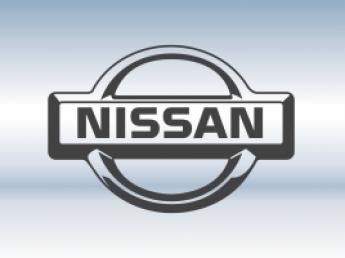 Защитная сетка радиатора Nissan