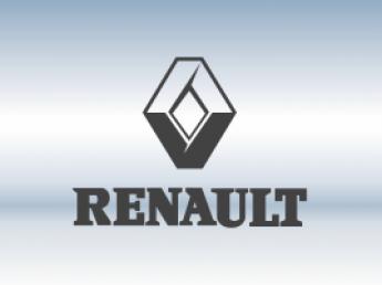 Защитная сетка радиатора Renault