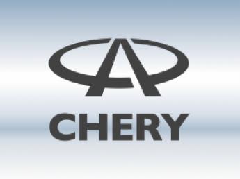 Защитная сетка радиатора Chery