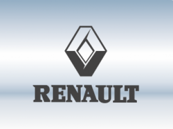 Защита бампера и порогов Renault