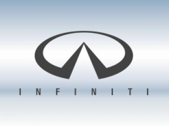 Защитная сетка радиатора Infiniti