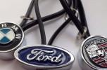 Брелки с логотипом авто