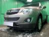 Защита радиатора ПРЕМИУМ  Opel Antara 2010-2017