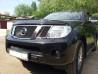 Защитная сетка радиатора NISSAN Pathfinder / NAVARA 2010-2012