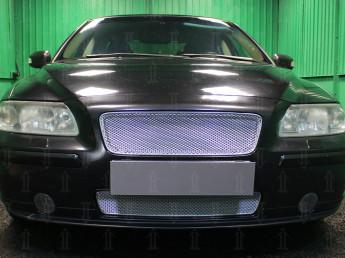 Защита радиатора ПРЕМИУМ VOLVO S60 2004-2009 (рестайлинг)